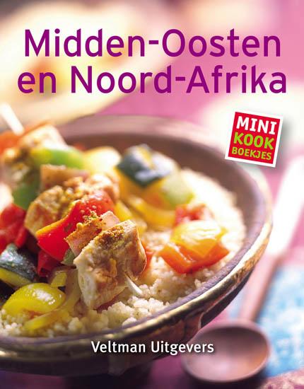 Mini kookboek - Midden-Oosten en Noord-Afrika