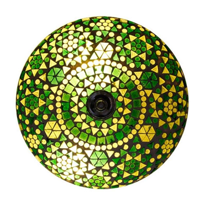 Plafonnière S - groen