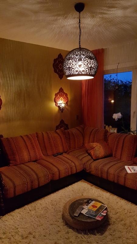 Oriental living...