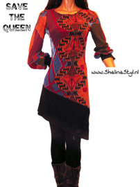# OJQ142 NEW SAVE*THE*QUEEN M L( XL Sold)