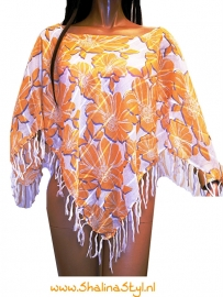 PON612 NEW IBIZA BEACH PONCHO 34 t/m 54