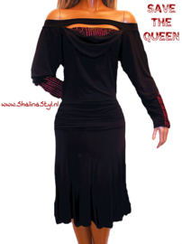 # W DQ966 NEW SAVE*THE*QUEEN M L XL