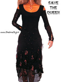 # W JQ347 NEW SAVE*THE*QUEEN M L XL SOLD