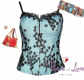 10 MT218 NEW  IBIZA BOHO LOVIE 34 36 (38 40 42 Sold)