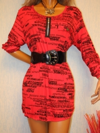 11 TT220RED NEW MODA*ITALIA SOLD