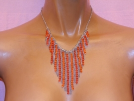 23 KET254 RED NEW FASHION*JEWELRY