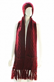 HOD RED NEW IBIZA MULTI SHAWL34 t/m 56 SOLD