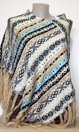 PON123 NEW PONCHO SOLD