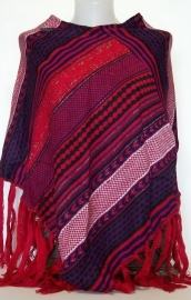 PON129  NEW PONCHO SOLD
