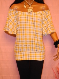 8 SH332 YELLOW NEW Sale ANDREA 34 36 38 40 42