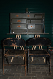 Super gaaf vintage/brocant opzetbureau