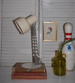 Vintage/retro design lamp met draaibare kap