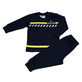 Politie uniform Fun2Wear baby pyjama navy (62 t/m 86)