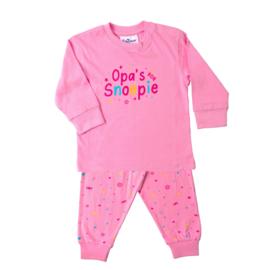 Fun2Wear Opa's snoepie peuter pyjama (92 t/m 128)