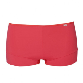 Avet dames boxershort 3844 (microvezel) rood