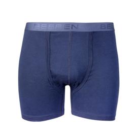 Beeren heren boxershort Dylan donker blauw