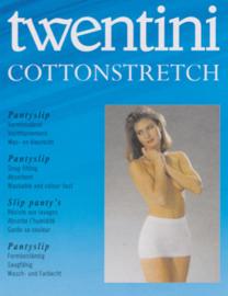 Twentini dames panty slip wit