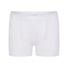 Beeren jongens boxershort micro (Tactel) wit