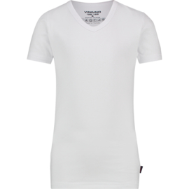 Vingino t-shirt Real White V-neck NOS