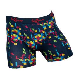 Fun2Wear jongens boxershort Tetris