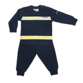 Fun2Wear Politie baby pyjama navy (62 t/m 86)