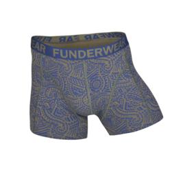 Funderwear jongens boxershort chasemire (92/98 t/m 176)