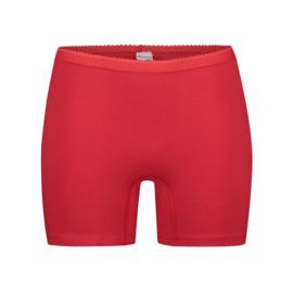 Beeren dames boxershort Softly rood
