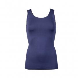 Beeren dames hemd Elegance blauw