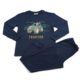 Tractor Fun2Wear pyjama navy (140/152/164)