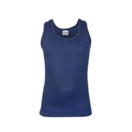 Beeren jongens hemd/singlet Comfort Feeling blauw