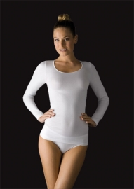 Ten Cate Women Long Sleeves Basic Cream