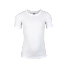 Beeren jongens t-shirt korte mouw wit
