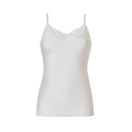 Ten Cate dames Secrets spaghetti top lace off white
