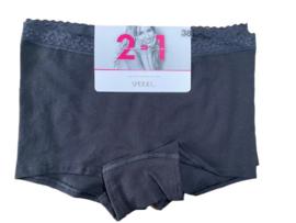 Speidel dames boxershort zwart (2-pack)