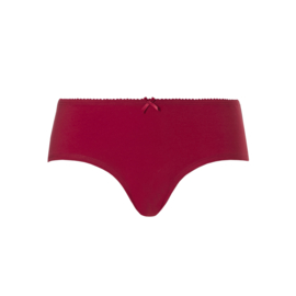 Ten Cate dames Goodz hipster kant bordeaux (2-pack) M/L/XL