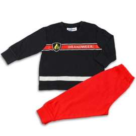 Brandweer uniform Fun2Wear peuter pyjama (92 t/m 128)