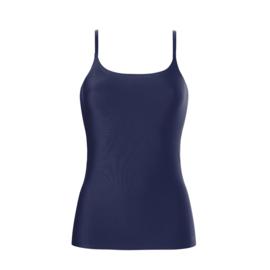 Ten Cate dames Secrets spaghetti top dark blue
