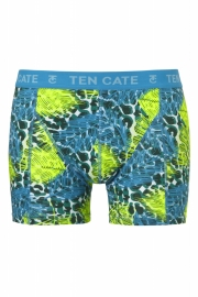 Ten Cate boxershort Jungle Blue