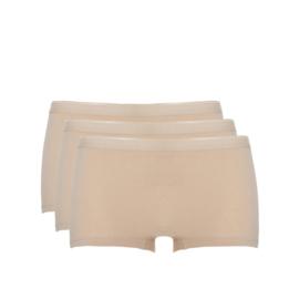 Ten Cate women multipack short huid