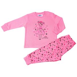 Princess Fun2Wear baby pyjama d.roze (62 t/m 86)