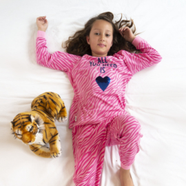 Frogs & Dogs peuter pyjama All you need is (92 t/m 140, Swipe)