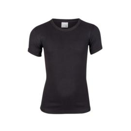 Beeren jongens t-shirt korte mouw zwart