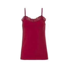 Ten Cate dames Goodz  spaghetti top lace bordeaux M//L/XL