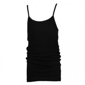 Beeren meisjes hemd Natasja (micro) zwart
