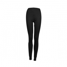 Beeren unisex lange pantalon thermo (zwart)
