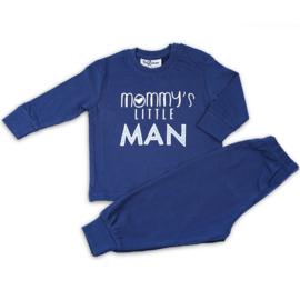 Mommy's little man Fun2Wear baby pyjama blauw (62 t/m 86)
