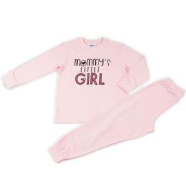 Mommy's little girl Fun2Wear baby pyjama l.roze (62 t/m 86)
