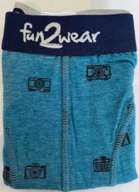 Fun2Wear jongens boxershort Camera (140-152-164)