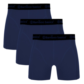 Bamboo Basics boxershort Rico-013 (navy, 3-pack)