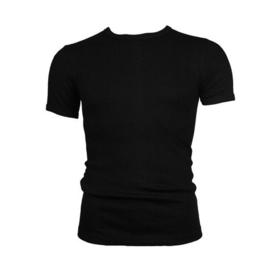 Beeren heren t-shirt (tino) korte mouw extra lang zwart